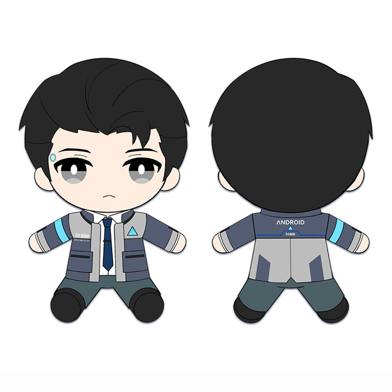 Detroit become human Connor uniform RK 800 (2)