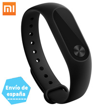 Xiaomi Mi Band 2 Smart Fitness Bracelet Mi band 2 Wristband with Heart Rate Sleep Monitor Tracker Touchpad OLED Strap