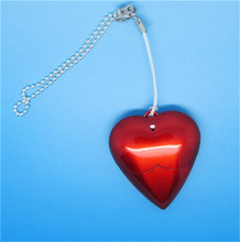 Red Heart Necklace USB Flash Drive/U Disk/creative Pendrive/Memory Stick/Disk/Thumb S517 valentine's Gift for lady 8GB 16GB