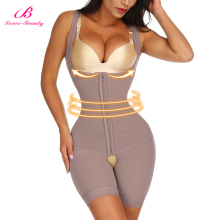 Bodysuit Shapewear Lingerie Waist-Trainer One-Piece Lover Beauty Plus-Size Underbust