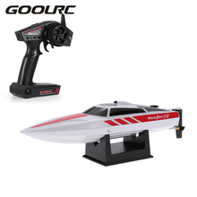 Remote Control RC Boat Volantex Vector 28 2.4GHz Brushed 30km/h High Speed Pool RTR RC Racing Boat Speedboat Toys Gifts(China)