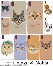Meng Department kitty head Hard Case for Nokia Lumia 640 535 730 630 640XL XL Lenovo S850 S90 S60 A536 A328 Sony Z2 Z3 Z4