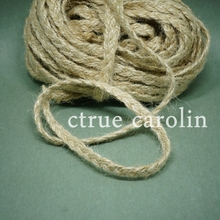 5 meters Natural Burlap Hessian Jute Twine Cord Hemp Rope String Rustic Wrap Gift Packing String Wedding Decoration