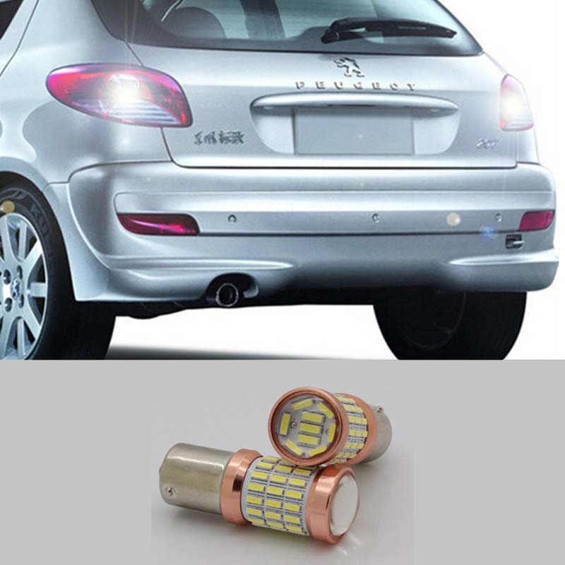 1pcs P21W BA15S 60SMD LED Canbus no error backup reverse light lamp for peugeot 307 206 2008 207 308 4008 508 5008 for 301 2014<br><br>Aliexpress