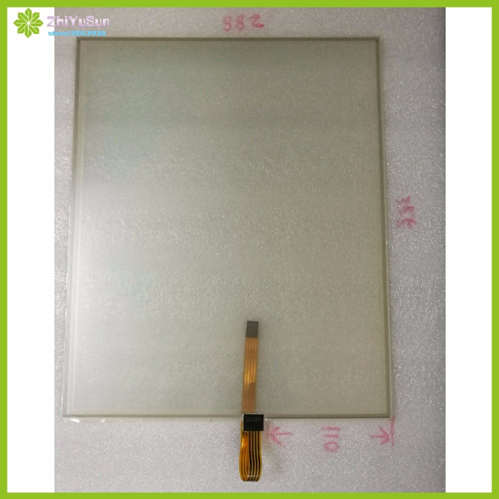 ZhiYuSun 355*288 17inch 4 lins Touch Screen355mm*288mm  for Industrial control Touch sensor glass this is compatible<br>