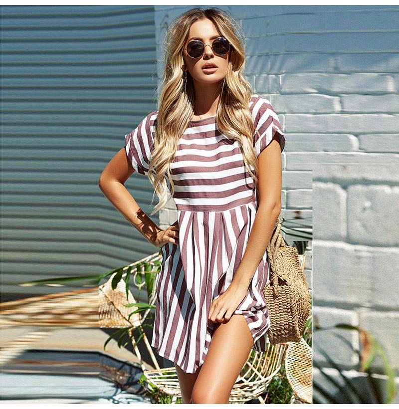 Платья Женские Стильные Модные Летние