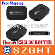 Unlock HUAWEI E5351 Router two-thread lan cat 3g router 3g wireless router wifi, With huawei E5151 is same