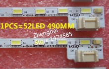 LCD-40V3A V400HJ6-LE8 New LED strip V400HJ6-ME2-TREM1 1 Piece 52LED 490MM