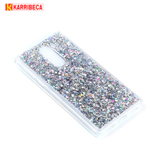 Buy Fashion Glitter Bling Cover Honor 6x case Candy Colorful Shining honor 6x case coque etui kryty pouzdra funda tokok puzdra for $5.09 in AliExpress store