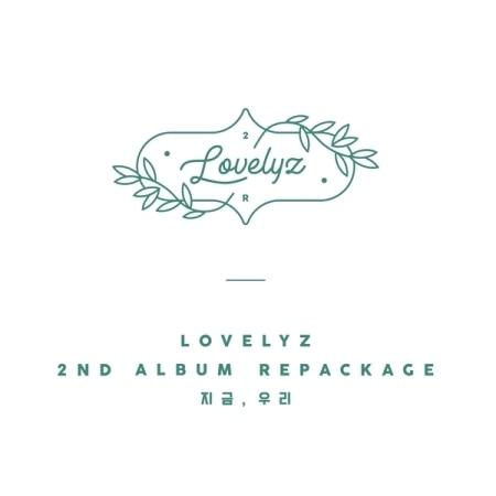 LOVELYZ 2ND REPACKAGE ALBUM Release Date 2017.05.04<br>