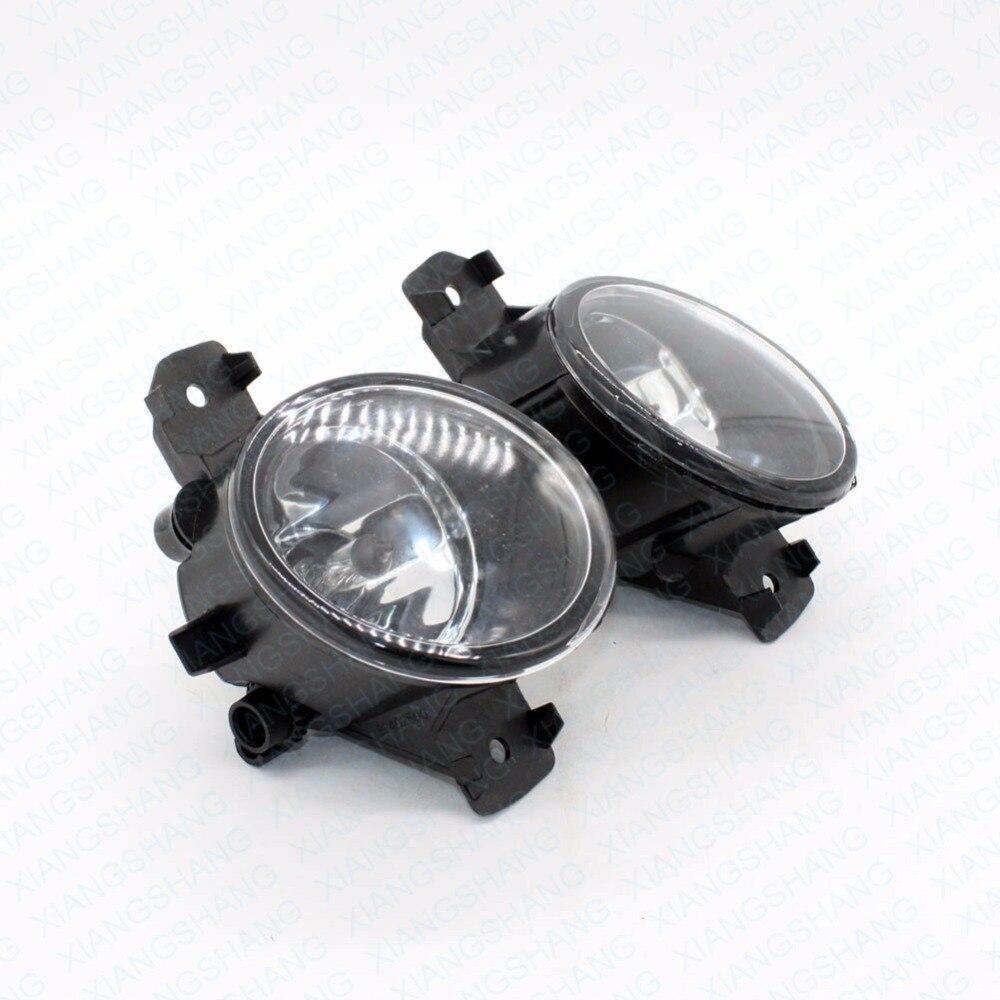 Front Fog Lights For NISSAN Altima 2008-2010 2011 2012 2013 2014 2015 Auto bumper Lamp H11 Halogen Car Styling Light Bulb<br>