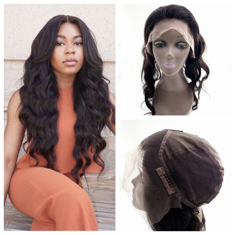 360 Lace Band Frontal Closure Free Middle Three Part Virgin Brazilian Body Wave Virgin Human Hair Lace Closure<br><br>Aliexpress