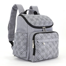 Diaper bag Backpack Large Capacity Stroller Organizer Fashion mother maternity bag pure nappy changing bag back pack for travel