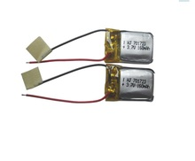 3pcs/lot SYMA S107 S108 S109 S026 RC helicopter 3.7v 160mah Li-polymer battery free shipping(China)