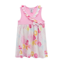 2018 new children's clothing manufacturers wholesale princess dress for young children's dress Korean children's dress(China)