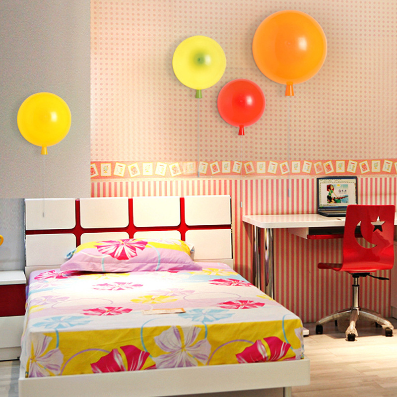 [ECOBRT]Modern fashion simple bedroom study individuality warm children