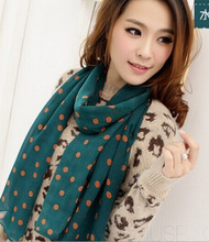 high quality WOMAN SCARF cotton voile scarves solid warm autumn and winter scarf shawl printed 1pcs/lot SW61