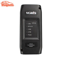 Diagauto Top quality and Factory priceTruck scanner for Volvo Truck Diagnostic Tool Volvo VCADS Pro 240(China)