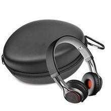 Black Color Protective Carrying Hard Case Bag for Jabra REVO Wireless Bluetooth Stereo Headphones(China)