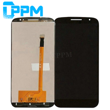 Original Screen for Alcatel One Touch Pop S9 OT7050Y OT7050 7050y 7050 LCD Display Touch Sensor Digitizer Assembly(China)