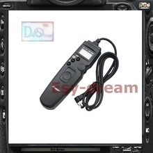 Shoot Shutter Release Cable Timer Remote Control Controller As MC-36 for Nikon D4 D4S D3S D3X D810 D800 D300s D700 D800E PF212