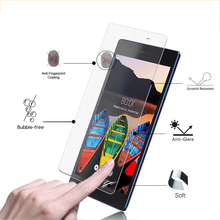 "Premium Anti-Glare Matte Screen Protective Film Lenovo P8 TB-8703F 8.0"" tablet Anti-Scratches Screen Protector films + tool"