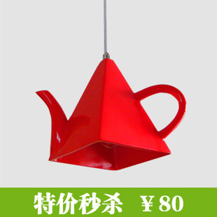 In personality fashion pendant light bar pendant light cup teapot pendant light<br><br>Aliexpress