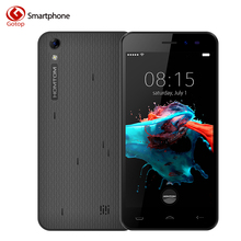Original Homtom HT16 Smartphone 5.0 Inch Android 6.0 MT6580 Quad Core Mobile Phone 1GB RAM 8GB ROM 3000mAH Unlocked Cell Phone
