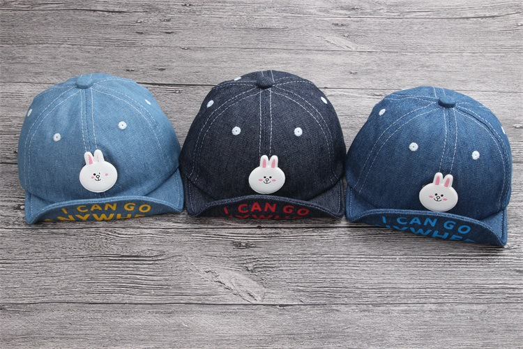 Hot Air Balloon Kids Baseball Cap Cool Adjustable Button Baseball Hat for Ages 4-12