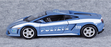 Bburago 1:24 supercar model The simulation model collection