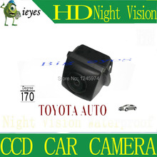 CCD Car Rear View Camera For Toyota Prius 06-10/ Camry 09 10/ Aurion 06-11