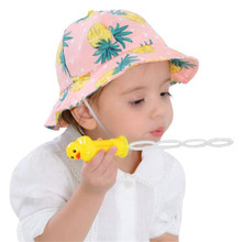 Sun Baby Hat 2017 New Fashion Baby Sun Hat Summer Beach Hat Fisherman Caps Infant Boy Girl Sun Cap for 5 Months -2 years old