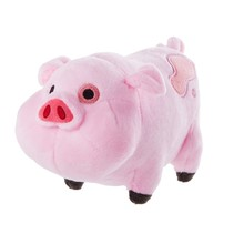 Plush toys Gravity Falls Waddles Pink Pig Plush and stuffed animal pig Doll Toys 16CM