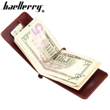 Wallet men with powerful small leather men wallets leather purse male thin purse best quality credit card holder !(China)