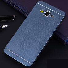 Buy Samsung Galaxy Grand Prime Case Aluminum Metal Brushed Case PC Back Cover Samsung Galaxy Core Prime / Alpha G850 Bumper for $2.18 in AliExpress store