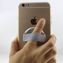 Two-For-One Sale Useful 360 Degree Phone Grip Holder Finger Bandage For Buy One Gold Get One Silver Free!