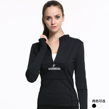 New Design Women Sport Winter Coats Jackets Zipper Fitness Tracksuit Hoodies Running Yoga Exercise Training Breathable Windproof