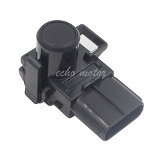 New Wireless Car Parking Sensor 89341-68070-C0 89341-68070 For Toyota Black Color 188300-2260(China)