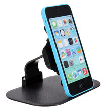 Universal 360 Car Dashboard Cell Phone Holder Mount Stand for iPhone 6 5S for Samsung for HTC for Lenovo for GPS Smartphone
