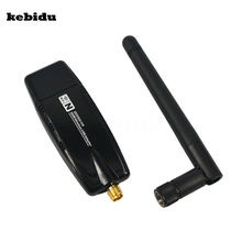 kebidu Hot 300 Mbps Wireless Adapter USB 2.0 WiFi 2.4G Network Lan Card With Antenna Realtek 8191 for windows XP Vista 7 8 Linux(China)