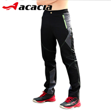 Acacia Spring Autumn Outdoor Pants Long Coolmax Pads Riding Clothing Bicycle Pants Bike Cycle Pants Outdoor Wear 02998