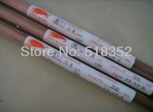 0.8mmx500mm Ziyang Copper Electrode Tube for EDM Drilling Machines Single Hole