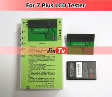 Jiutu LCD Display with Touch Screen Digitizer Tester Board Testing Frame with Display For iPhone 7 Plus Repair Parts