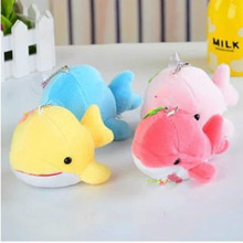 The Best Sale South Korean Young Dolphins Plush Toys Gift Lovely Dolphin Pendant Activities Christmas Present for Friends