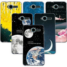 "FOR ZTE Blade L3 Couple Style Phone Case Space Stars Fantasy Art Print For ZTE Blade L3 5.0"" Soft Silicone Back Cover(China)"
