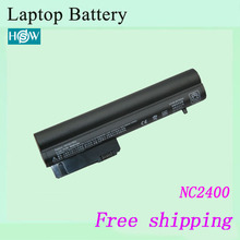 Laptop Battery For HP Compaq Business 2510p 2530p  NC2400 NC2410 2533t Mobile Thin Client