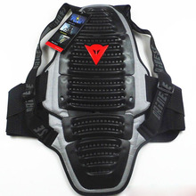 1PCS  High Quality Motorcycle Motocross MTB Bike Snowboard Ski Back Spine Support Protector Pad Armor Guard Protective Gear