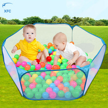 XFC New Children Kids Baby Portable Ocean Ball Pool Tent Playhut PlayHouse Toy Tent Outdoor Indoor Garden 120cm