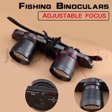 Outdoor Fishing Binoculars Portable Glasses Fishing Telescope Ultralight professional Fishing Eyewear Black Polarized glasses