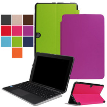 "Slim Folio For Asus T102HA Stand PU Case Funda for ASUS Transformer MINI T102HA 10.1"" Tablet PC Laptop Case"